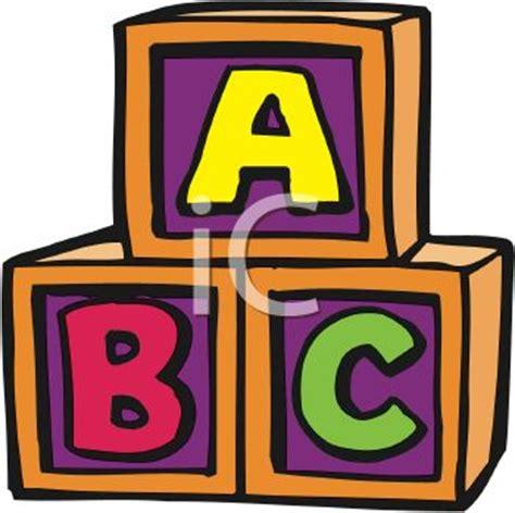 Write a block letter